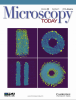 Cover Page for Microscopy Today, January 2018